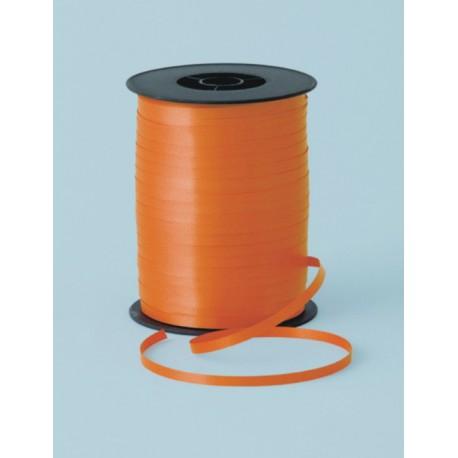 Cinta curling 5mm x 500m color naranja