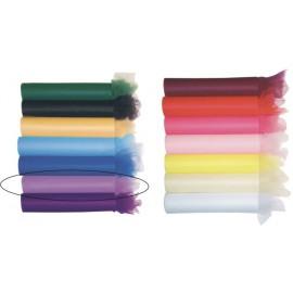 Tulle 30cm x 20m color lavanda