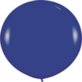 GLOBOS 3FT (100cm) FASHION SOLIDO AZUL REY