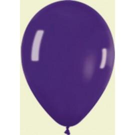 "Globos 11"" Crystal Violeta"