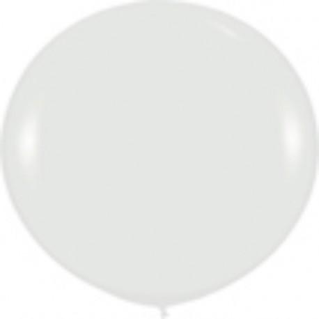 Globos 3FT (100cm) Premium Crystal Transparente