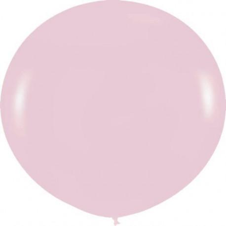 Globos 3FT (100cm) Rosa fashion pastel