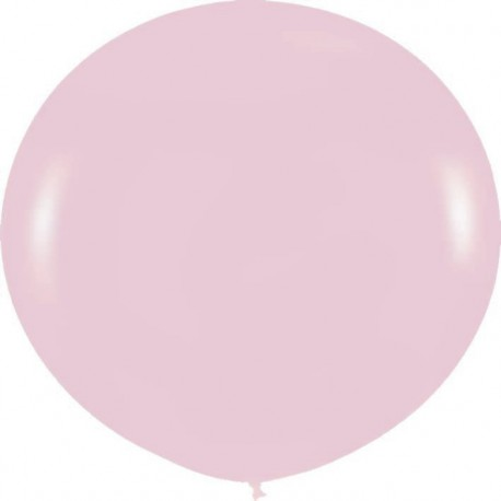 Globos 3FT (100cm) Rosa fashion pastel