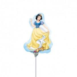 Globos de foil Blancanieves Mini