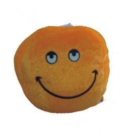 Peso para globos Sonrisa Naranja