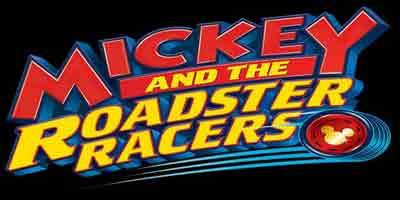 Mickey Feliz Cumple Roadster Racers