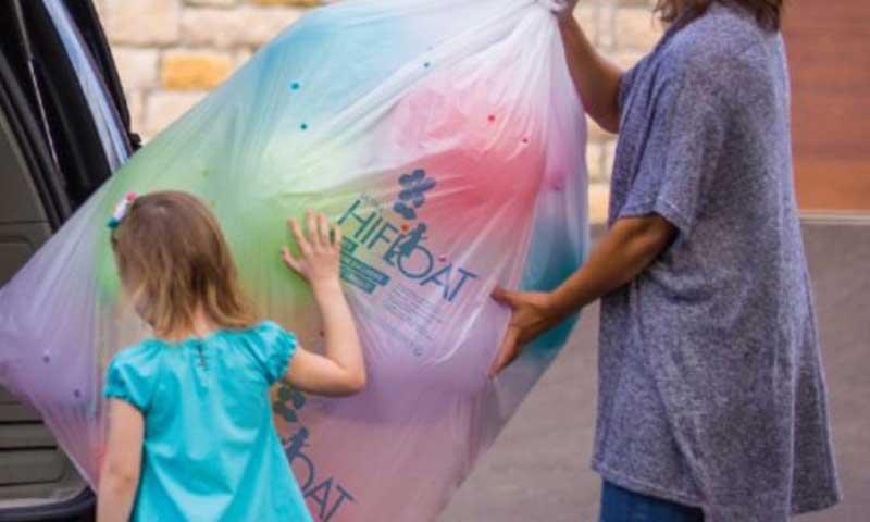 Bolsas para transporte de globos Hi Float