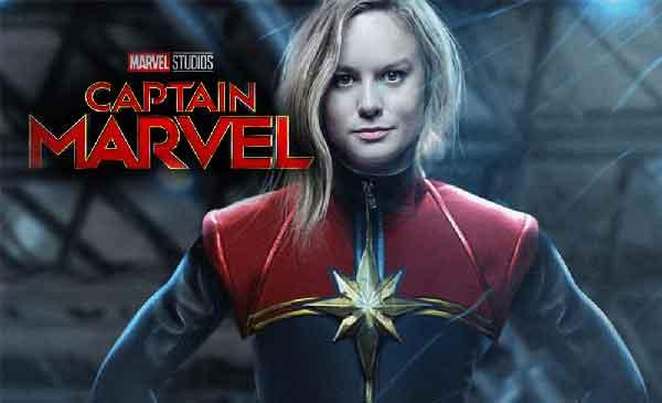 Foil Capitana Marvel